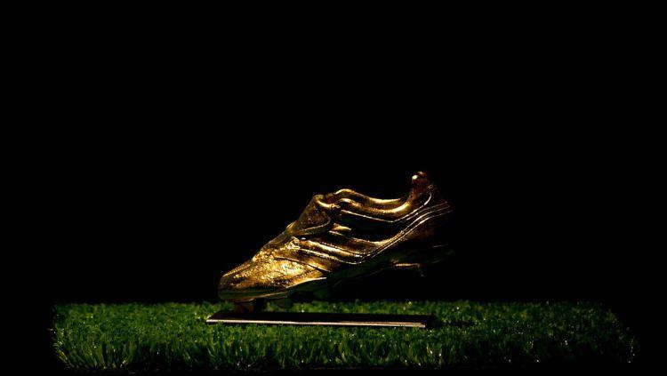 Penampakan Sepatu Emas. Copyright: © Getty Images