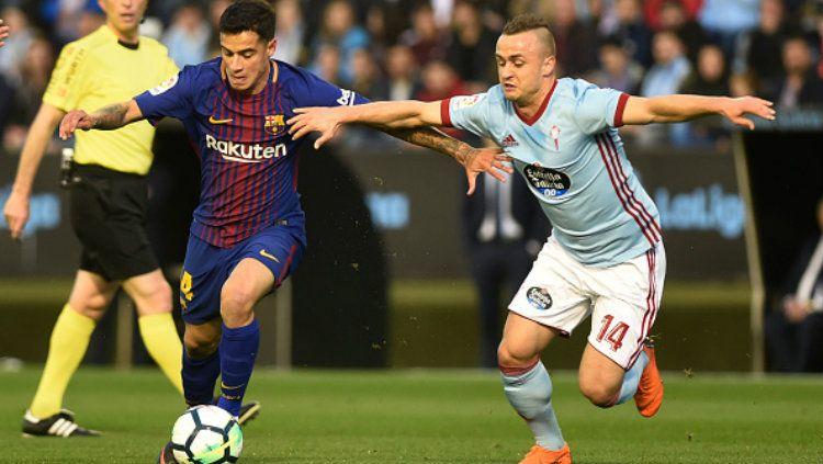 Celta Vigo vs Barcelona. Copyright: © Getty Images