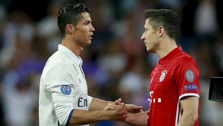 Bayern Munchen vs Real Madrid Copyright: © Bayern Munchen Official Twitter