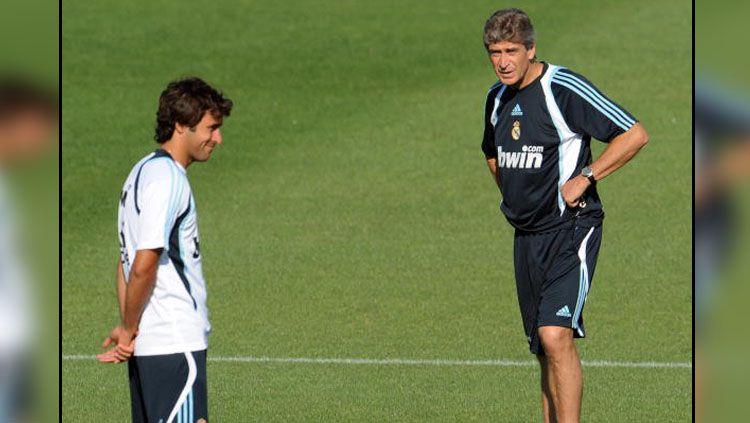 Raul Gonzalez diyakini mampu membawa Real Madrid berjaya layaknya Pep Guardiola bersama Barcelona Copyright: © Getty Images