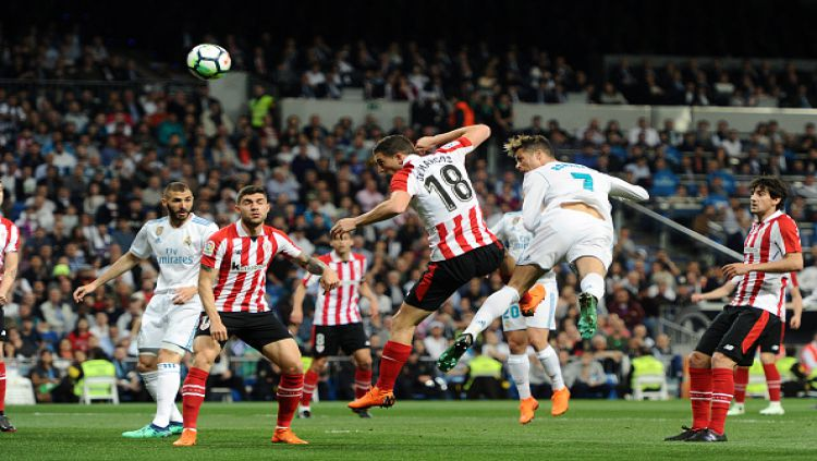 Real Madrid vs Athletic Bilbao. Copyright: © Getty Images