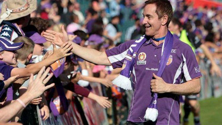 Pemilik Perth Glory Tony Sage. Copyright: © Internet