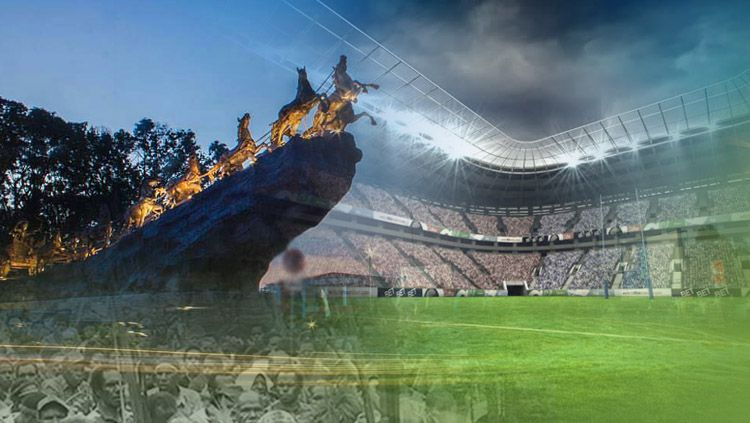 Dari Boyolali hingga Papua Bakal Punya Stadion Baru Bertaraf Eropa. Copyright: © INDOSPORT