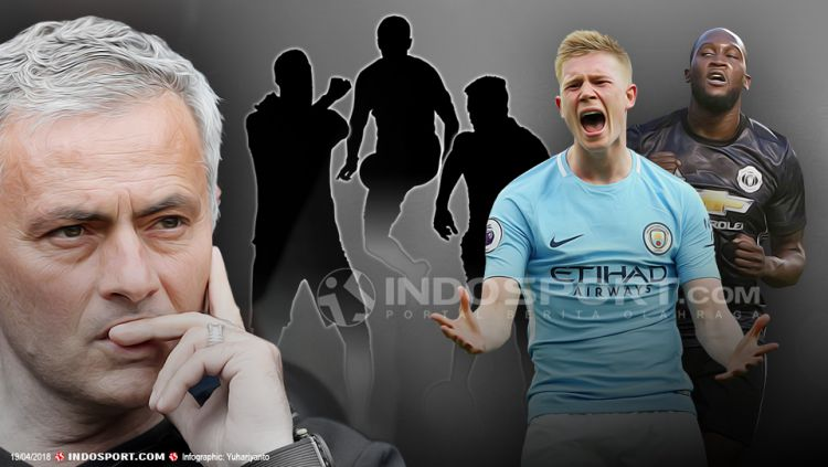 5 Pemain yang pernah dibuang Jose Mourinho. Copyright: © Gafis:Yanto/Indosport.com
