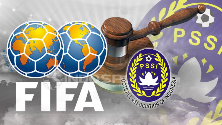 FIFA vs PSSI. Copyright: © Gafis:Yanto/Indosport.com
