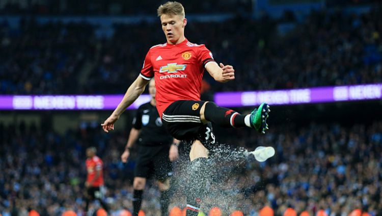 Scott McTominay. Copyright: © Getty Images