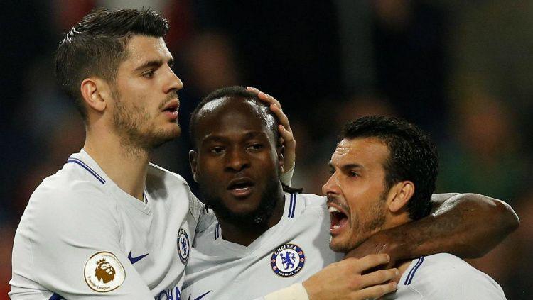 Burnley 1-2 Chelsea (20/04/18) Copyright: © Reuters
