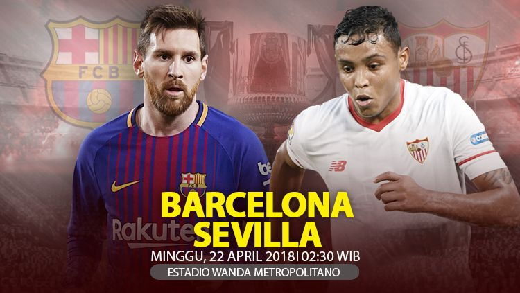 Prediksi Barcelona vs Sevilla. Copyright: © INDOSPORT