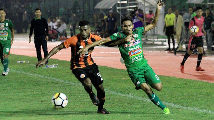 PSMS Medan vs Perseru Serui Copyright: © Liga-Indonesia