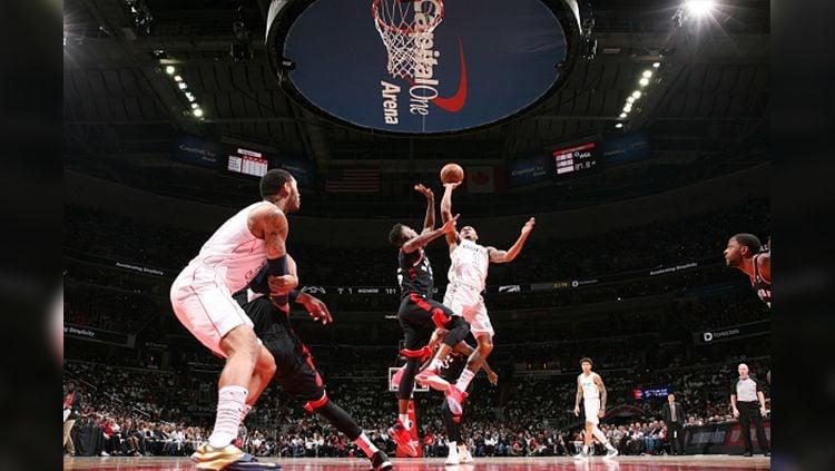 Toronto Raptors vs Washington Wizards. Copyright: © Getty Image
