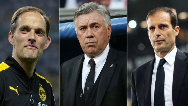 3 Pelatih yang akan gantikan Wenger Copyright: © istimewa