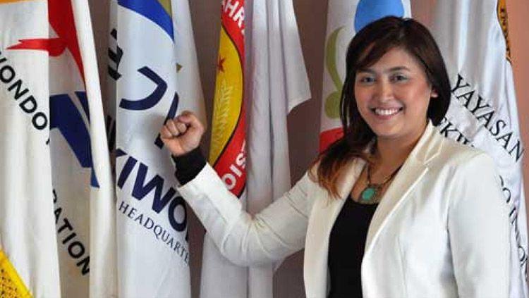 Rahadewi Neta, wasit taekwondo Indonesia yang pernah memimpin di Olimpiade 2016. Copyright: © Internet