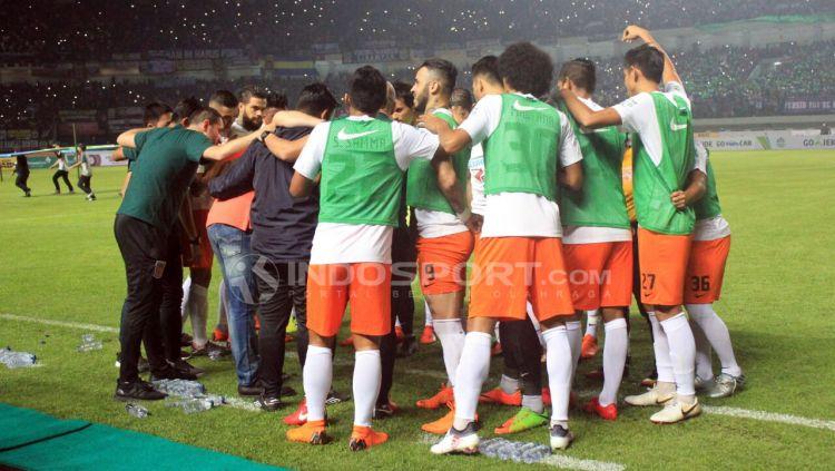 Borneo FC Copyright: © Arif Rahman/INDOSPORT.COM