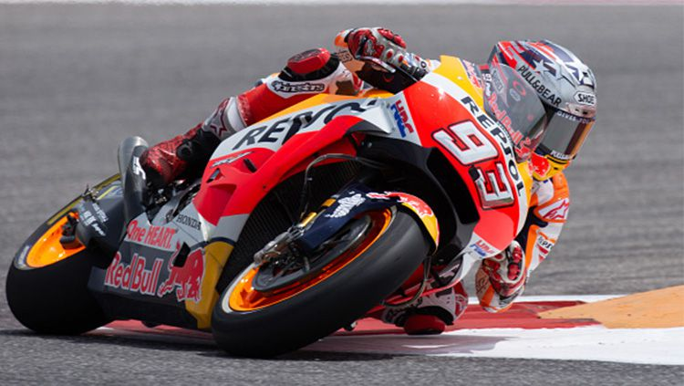 Marc Marquez Copyright: © INDOSPORT