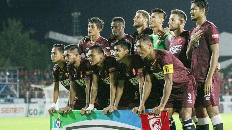 Skuat PSM Makassar. Copyright: © PSM Makassar