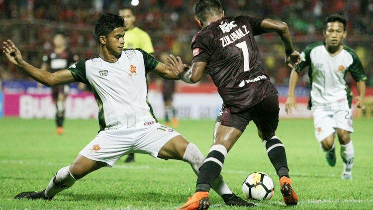Tepat pada 29 Mei, PSM Makassar tercatat dua kali menghadapi Tira-Persikabo pada tahun yang berbeda. Copyright: © PSM Makassar