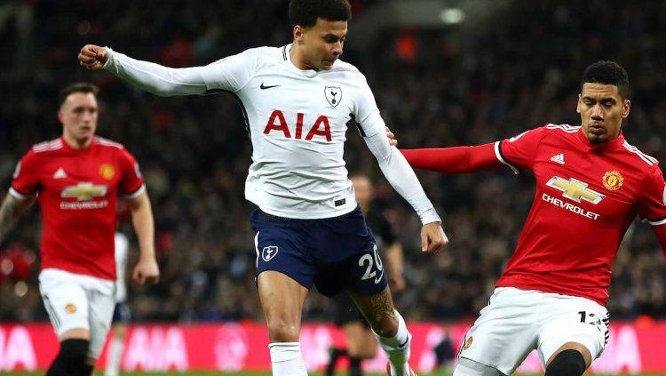 Mauricio Pochettino, pelatih Tottenham Hotspur. Copyright: © INDOSPORT