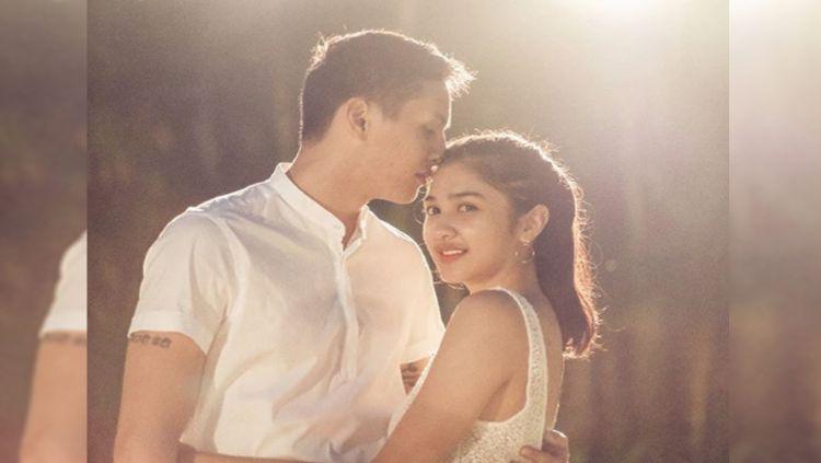 Daniel Wenas dan Mikha Tambayong Copyright: © instagram@miktambayong