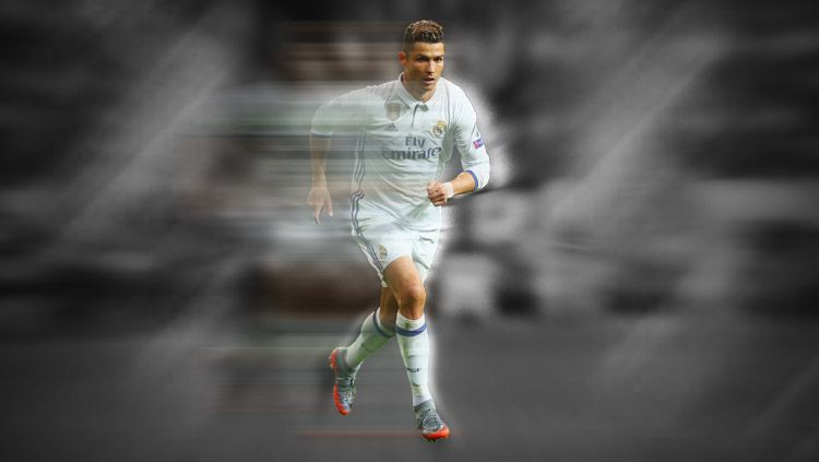 Stirker Real Madrid, Cristiano Ronaldo. Copyright: © INDOSPORT