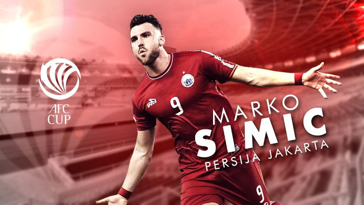 Marko Simic. Copyright: © INDOSPORT