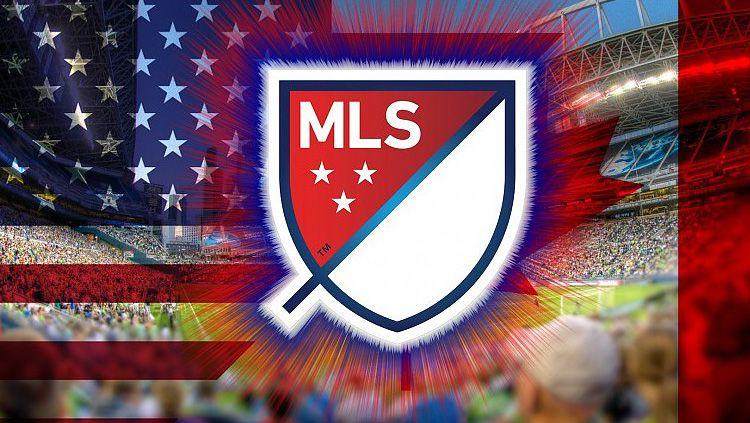 Logo Major League Soccer. Copyright: © INTERNET