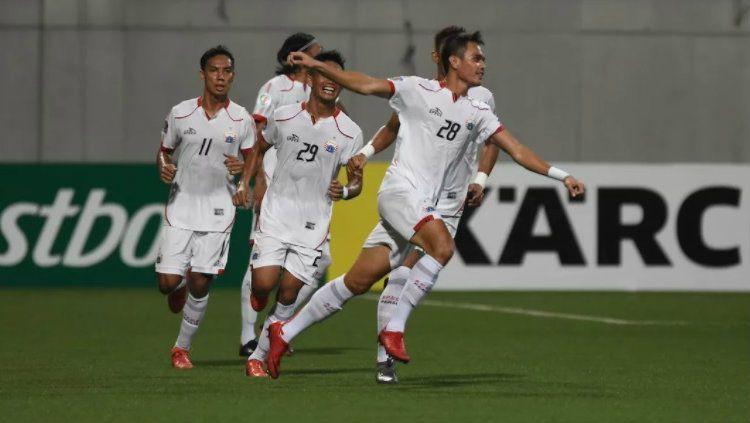 Tampines Rovers vs Persija. Copyright: © Fox Sports Asia