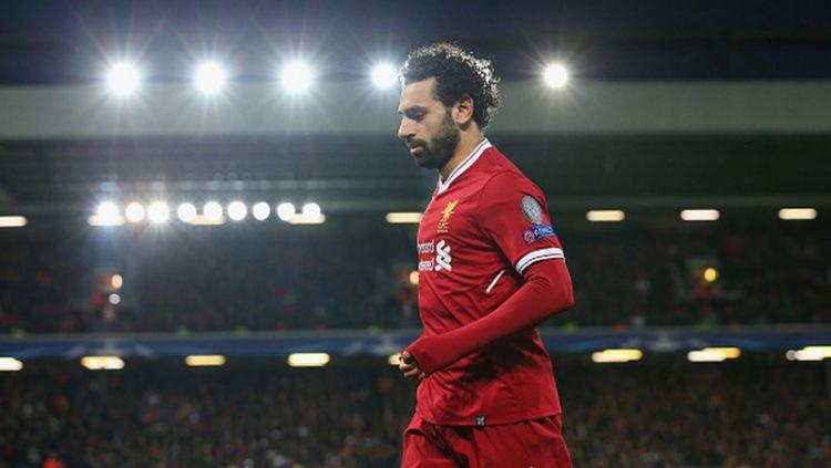 Mohamed Salah. Copyright: © INDOSPORT