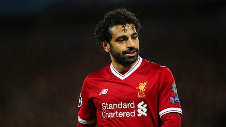 Mohamed Salah. Copyright: © Getty Image