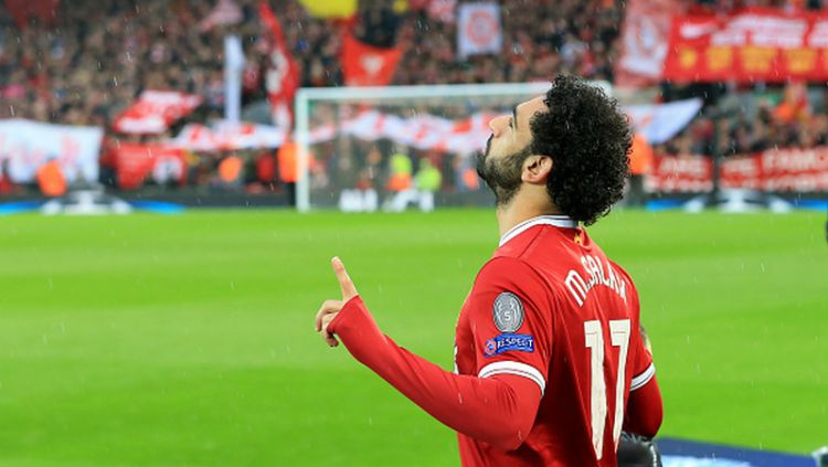 Mohamed Salah. Copyright: © INDOSPORT