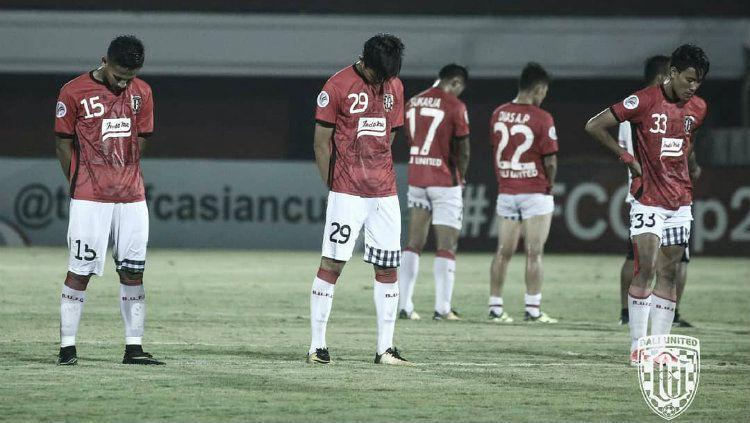 Skuat Bali United. Copyright: © baliutd.com