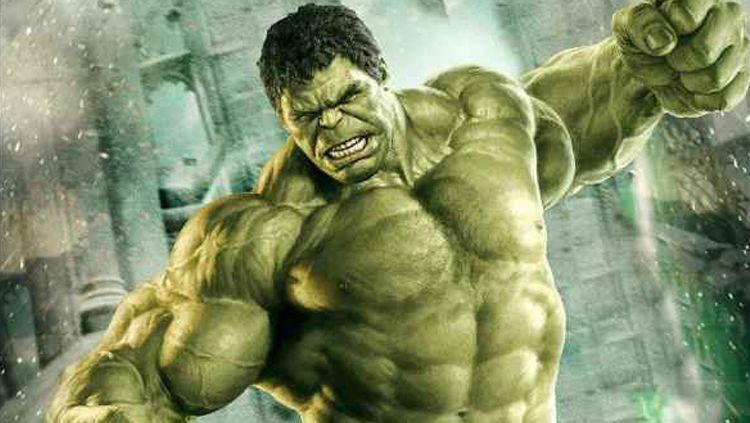 Ilustrasi Hulk. Copyright: © INDOSPORT