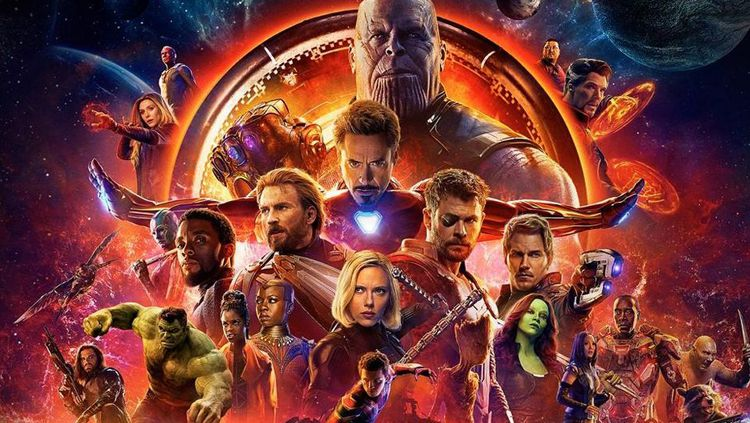 Avengers: Infinity War. Copyright: © Forbes