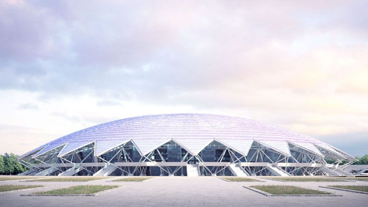 Cosmos Arena Copyright: © Getty Images