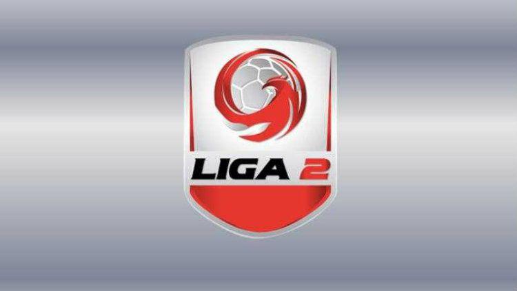 Ilustrasi logo Liga 2. Copyright: © Istimewa