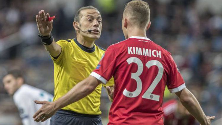 Joshua Kimmich Copyright: © AS