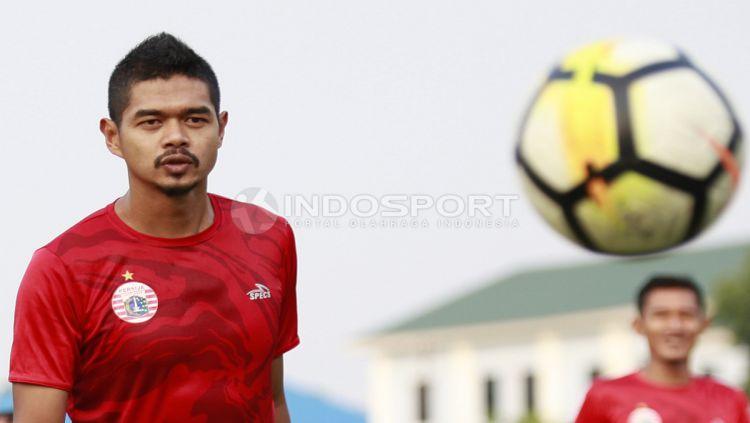 Striker Persija Jakarta, Bambang Pamungkas. Copyright: © Herry Ibrahim/INDOSPORT