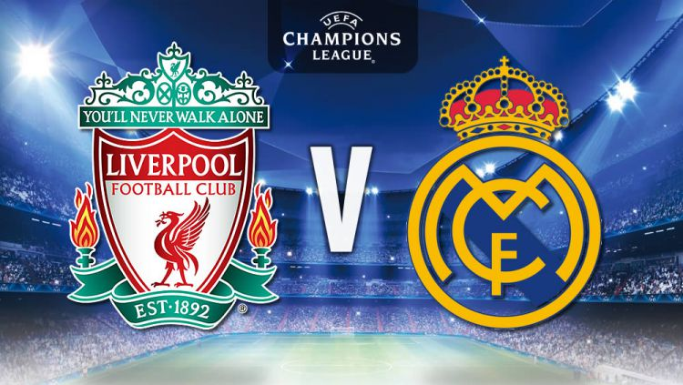 Liverpool vs Real Madrid. Copyright: © LiverpoolFC