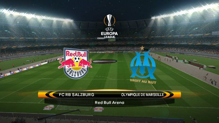 Red Bull Salzburg vs Marseille. Copyright: © Youtube/Football Sage