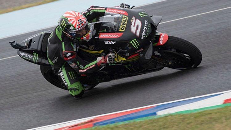 Johann Zarco resmi memutuskan berpisah dengan KTM di akhir musim 2019. Copyright: © INDOSPORT