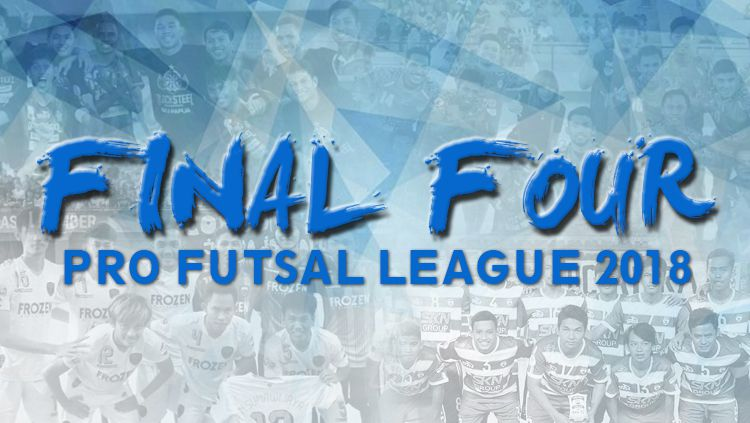 Final Four Pro Futsal League 2018 Copyright: © Abdul Aziz/Indosport.com