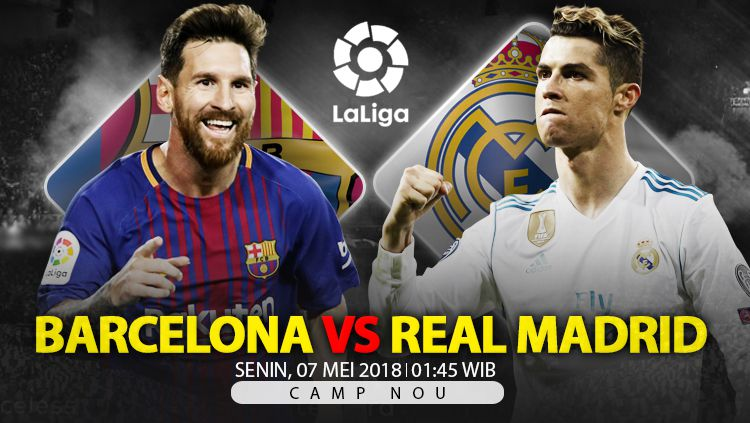 Xem trực tiếp Barca vs Real Madrid, siêu kinh điển cuối mùa ở đâu?