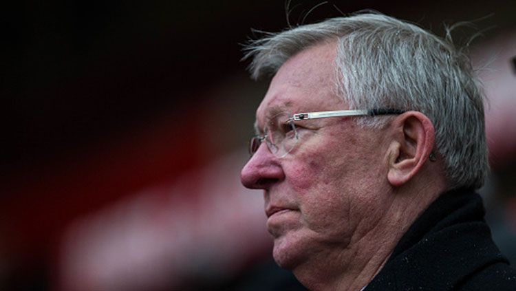 Sir Alex Ferguson Copyright: © INDOSPORT