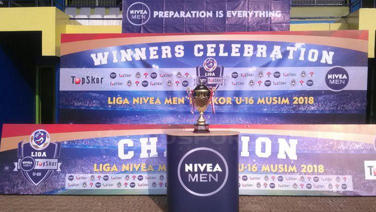 Piala Liga Nivea Men Topskor U-16. Copyright: © Tiyo Bayu Nugroho/INDOSPORT