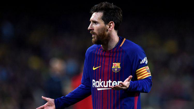 Lionel Messi Copyright: © INDOSPORT