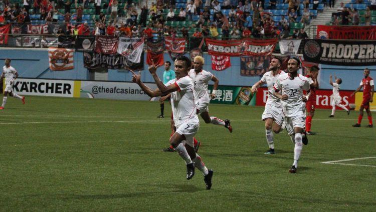 Home United vs Persija Jakarta Copyright: © Media Persija
