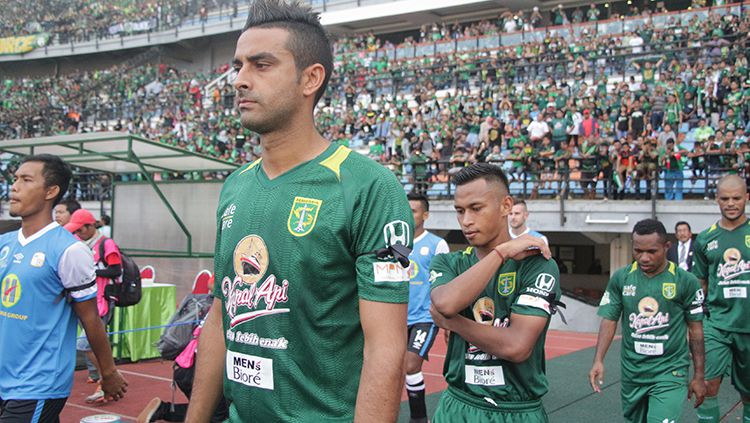 Otavio Dutra. Copyright: © Media Persebaya