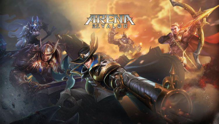 Arena of Valor (AOV) merupakan saah satu gim yang dipertandingkan pada cabor eSports di SEA Games 2019 Copyright: © INDOSPORT