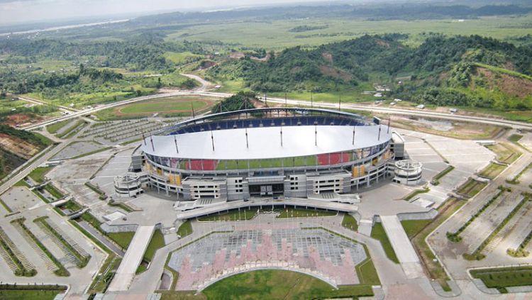 Stadion Palaran, Samarinda Copyright: © miner8.com