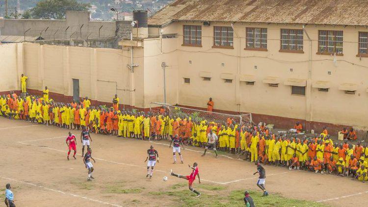 Penjara Luzira, Uganda. Copyright: © Africa-Uganda Business Travel Guide