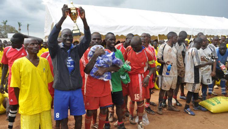 Penjara Luzira, Uganda. Copyright: © Wells of Hope Ministries